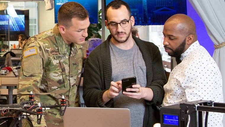 Advanced Enterprise Analytics at the Defense Department