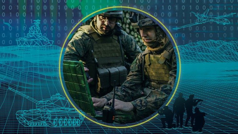 Transform Defense With Next-Generation Data Solutions