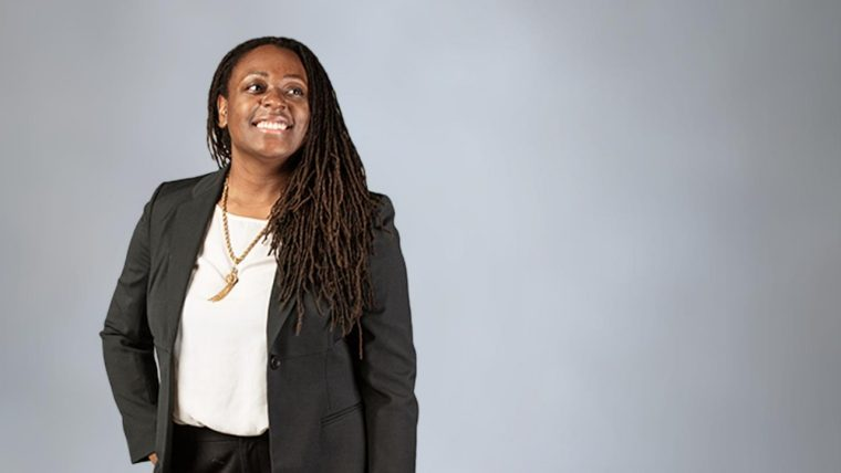 Meet the Women in Data Science: Sherika Sylvester
