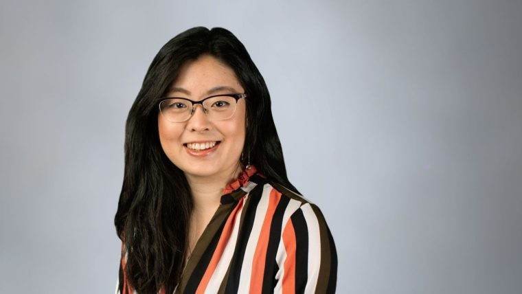 Meet the Women in Data Science: Haejin Hwang