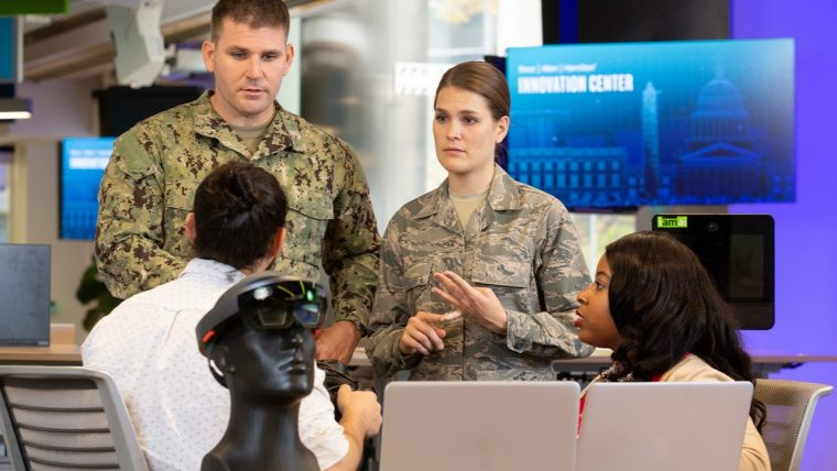 Have a Security Clearance? Have a Career at Booz Allen