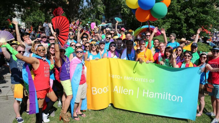 Booz Allen Earns High Score in 2019 Corporate Equality Index