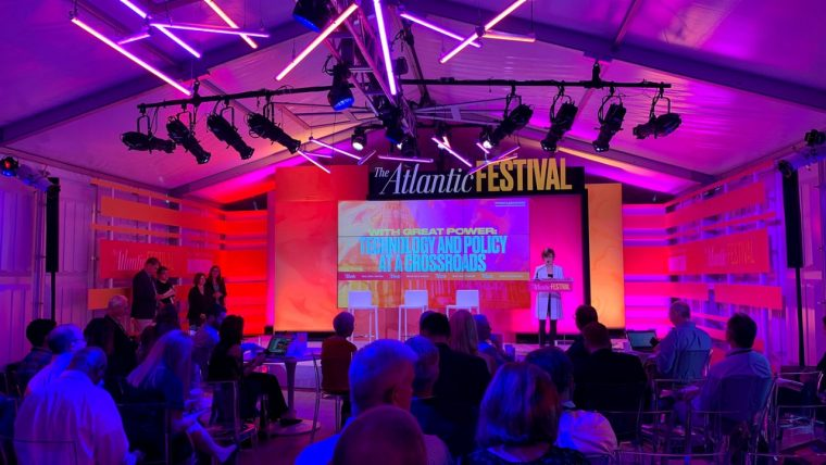 ICYMI: Booz Allen at The Atlantic Festival 2018