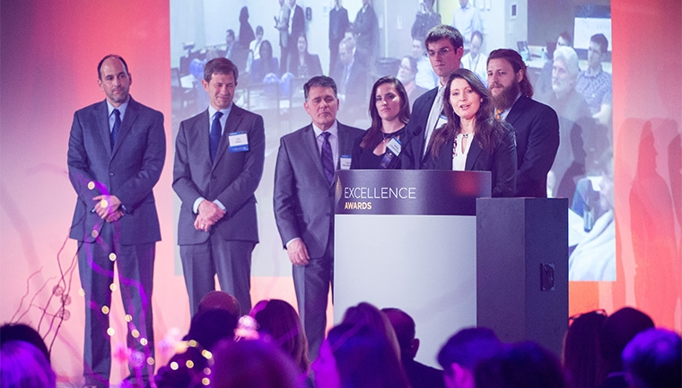 Booz Allen Excellence Awards