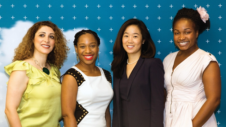 32 Winners of Women of Color in Technology Awards