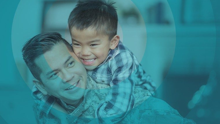 Booz Allen Helps Military Families During the Pandemic