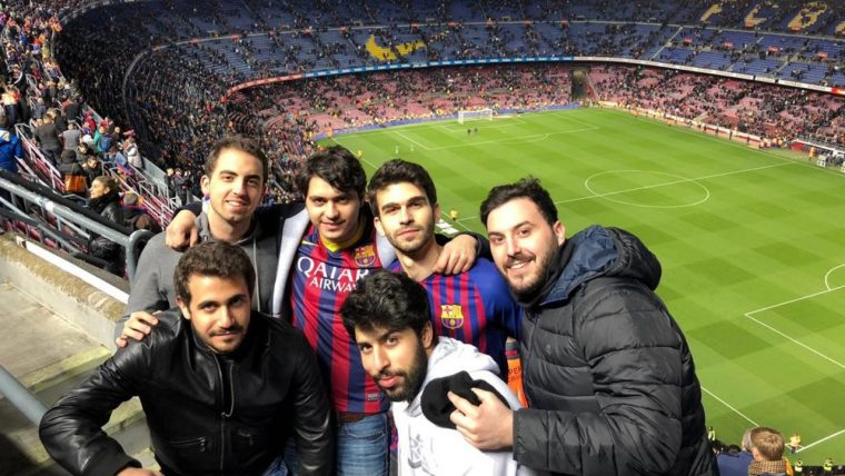 Events: Work Hard, Play Hard