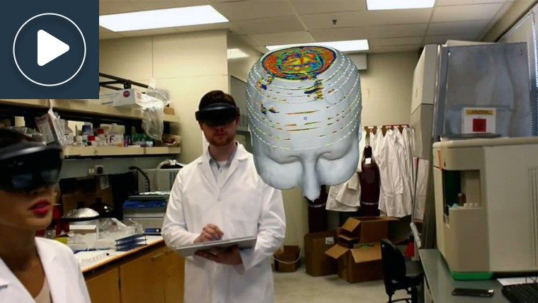 Our Work: Holographic Medical Imaging